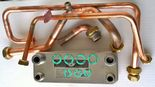 Plate Heat Exchanger Compatible with Vaillant VC VCW Part No  065034